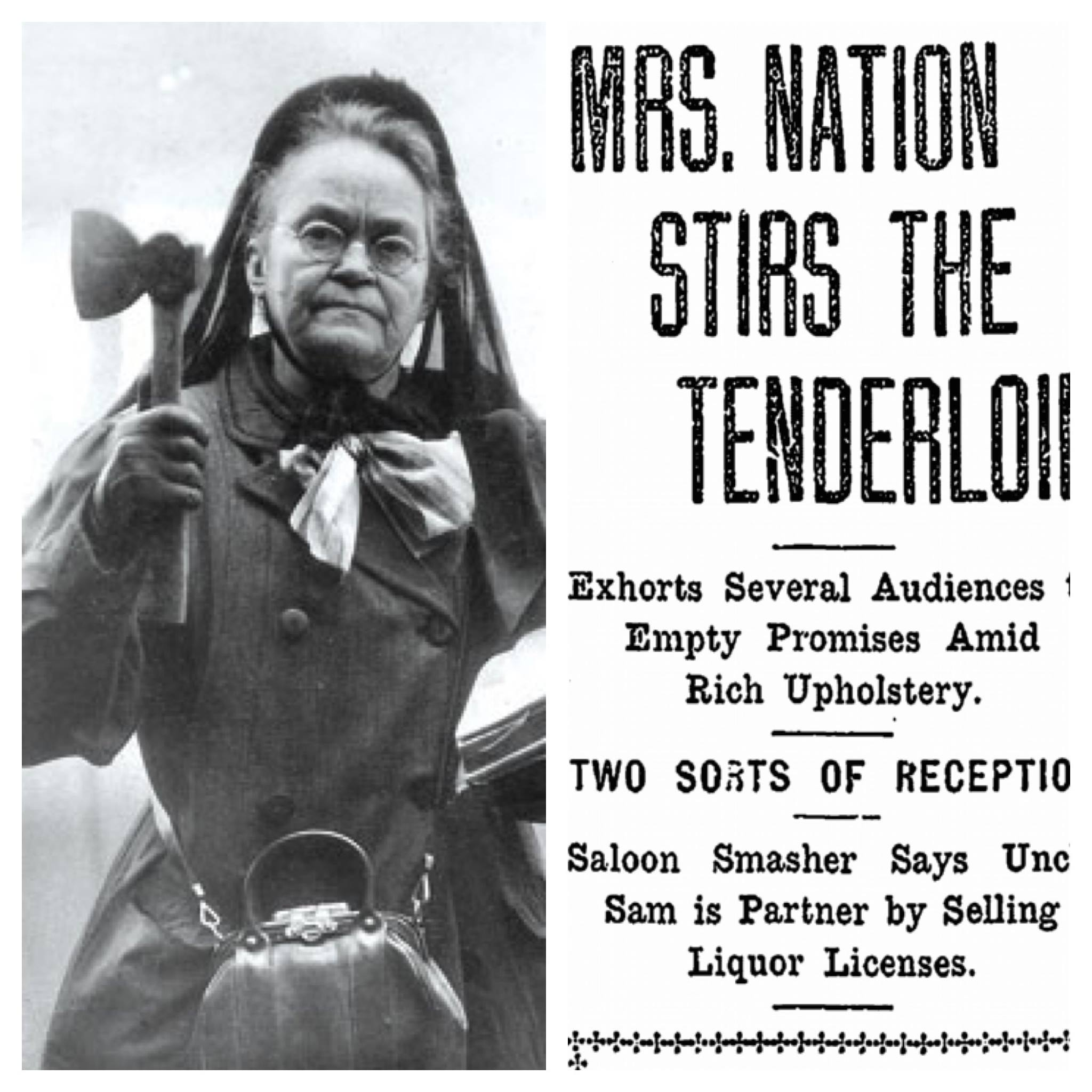 carrie nation essay Discover the rights and responsibilities of belonging to a native nation and the  role  essay: northern plains nations — belonging to place, family, and nation.