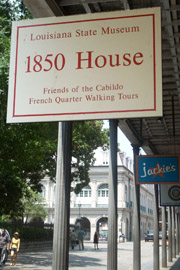 1850 House in beautiful Jackson Square!